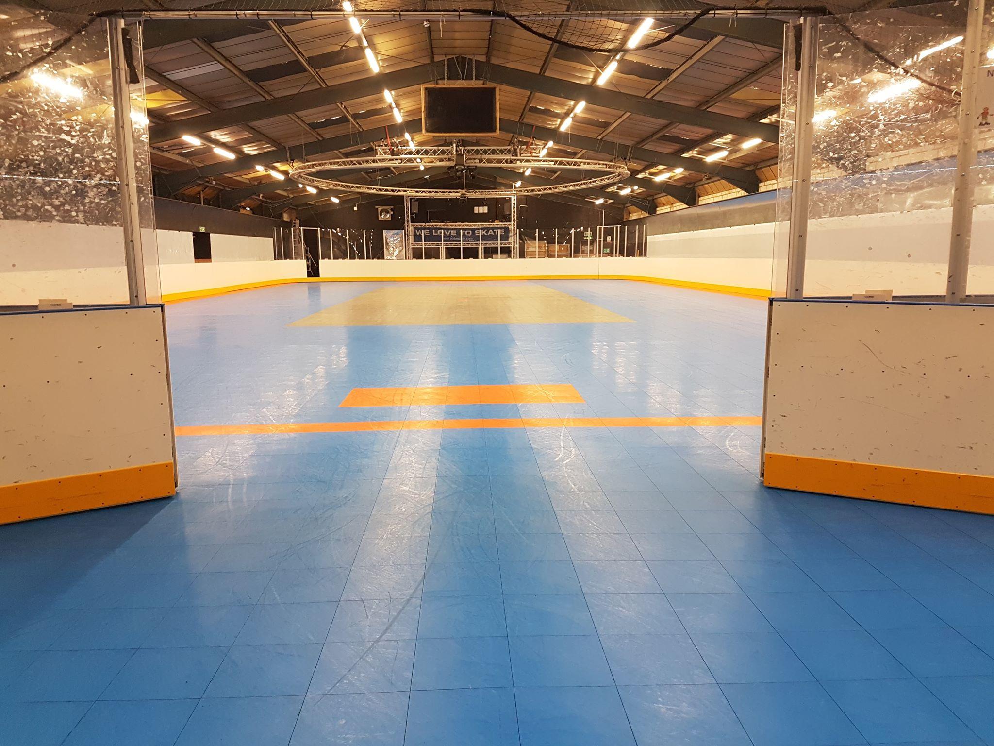smooth running floor space