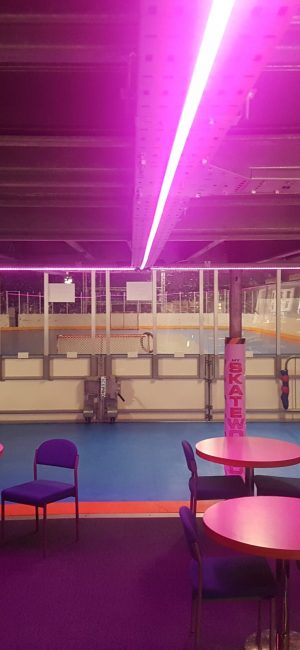 eastbourne events warehouse hire